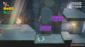 Niveau 1-2 : Caverne Koopa