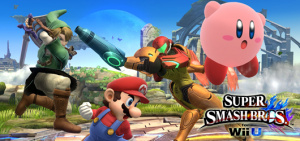 Jaquette de Super Smash Bros. for Wii U sur WiiU