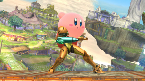 Super Smash Bros. : Kirby prend la tête
