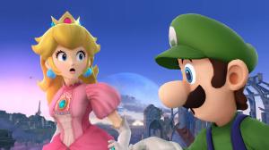 Peach rempile pour Super Smash Bros.