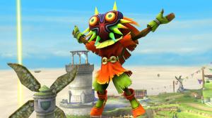 Images de Super Smash Bros. : Skull Kid s'invite à la fête