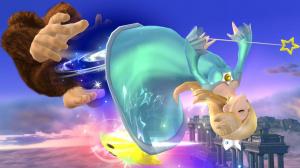 Harmonie rejoint Super Smash Bros.