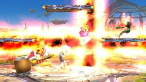 Meilleur jeu de combat : Super Smash Bros. Wii U / Wii U