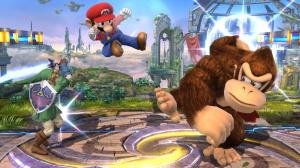 Super Smash Bros. for Wii U peut se jouer avec une 3DS