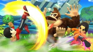 La taille compte dans Super Smash Bros. for Wii U