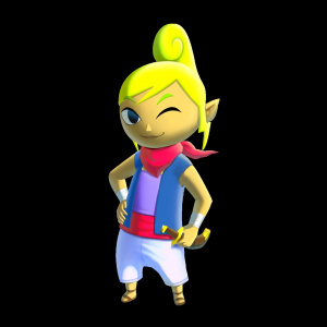 E3 2013: Images de The Legend of Zelda : The Wind Waker HD