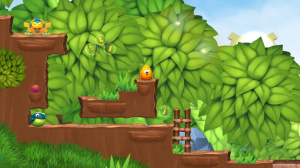Toki Tori 2 d'abord sur Wii U