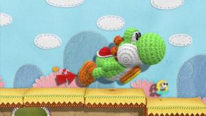 Yoshi de retour sur Wii U