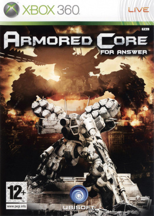 Armored Core for Answer sur 360