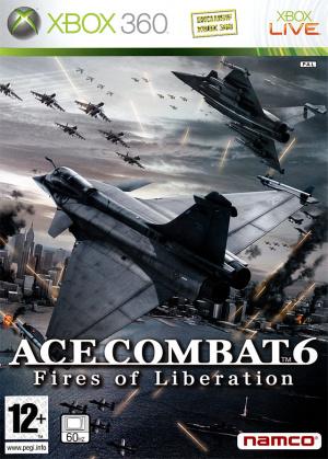 Ace Combat 6 : Fires of Liberation sur 360