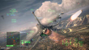 Ace Combat 6 : du contenu sur le Live