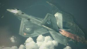 Images : les nouveaux avions de Ace Combat 6