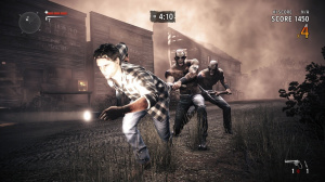 Alan Wake's American Nightmare est un spin-off Zone X