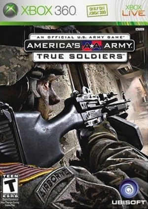 America's Army : True Soldiers sur 360