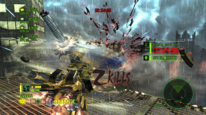 TGS 2011 : Images d'Anarchy Reigns