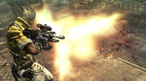 Images de Anarchy Reigns