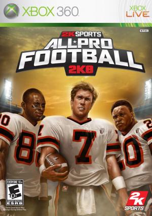 All-Pro Football 2K8 sur 360