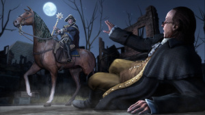Images et sortie d'Assassin's Creed 3 : La Tyrannie du Roi Washington 3