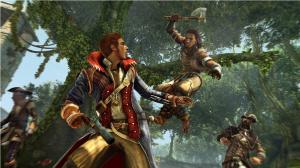Barbe Noire attaque Assassin's Creed IV