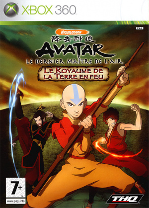 Avatar : Le Dernier Maître de l'Air : Le Royaume de la Terre en Feu sur 360