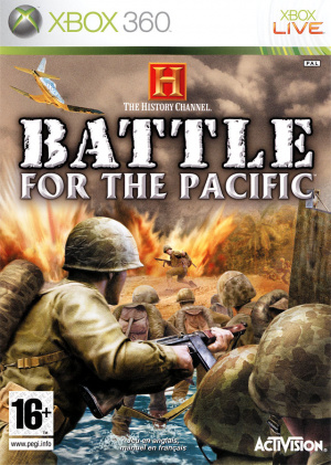 History Channel : Battle for the Pacific sur 360