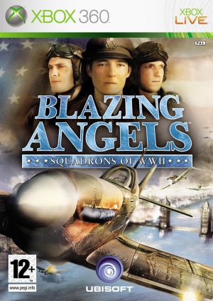 Blazing Angels : Squadrons of WWII sur 360