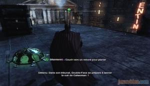 Solution complète : Sauver Catwoman