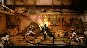 Batman Arkham Origins Blackgate - Deluxe Edition