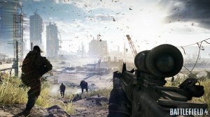 Battlefield 4 - GDC 2013