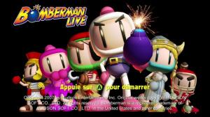 Bomberman Live sur 360