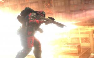 Images : Bionic Commando