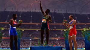 Images de Beijing 2008 : Le Jeu Video Officiel Des Jeux Olympiques