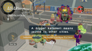 Images : le beau Katamari
