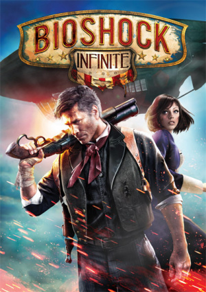 Bioshock Infinite : Votez pour la jaquette alternative