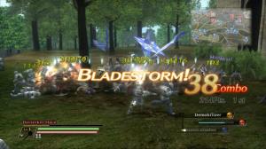 Images : Bladestorm