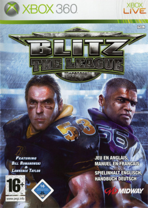 Blitz : The League sur 360