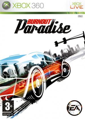 Burnout Paradise sur 360