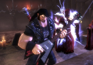 Le metal et les jeux vidéo