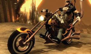 Activision poursuit EA pour Brütal Legend