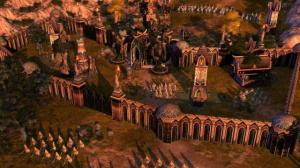 Images : Battle For The Middle Earth 2 occulte la Xbox 360