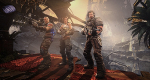 Epic rachète People Can Fly (Gears of War : Judgment)