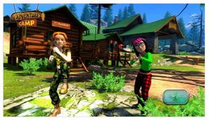 Images de Cabela's Adventure Camp