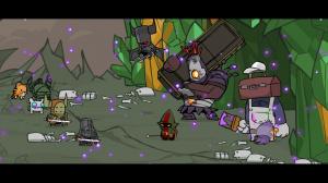Castle Crashers : Après la Switch, le titre semble se teaser sur PS4