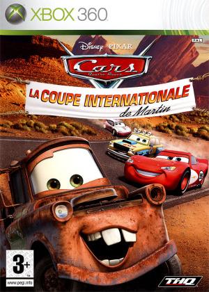 Cars : La Coupe Internationale de Martin sur 360