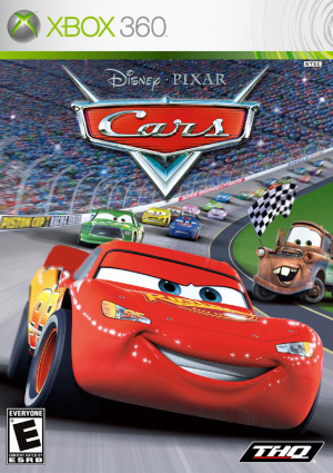 Cars  The Video Game Ps Gamestop