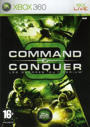 Command & Conquer 3 : Les Guerres du Tibérium sur 360