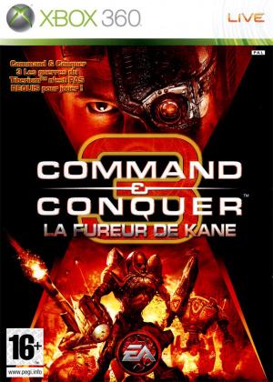 Command & Conquer 3 : La Fureur de Kane sur 360