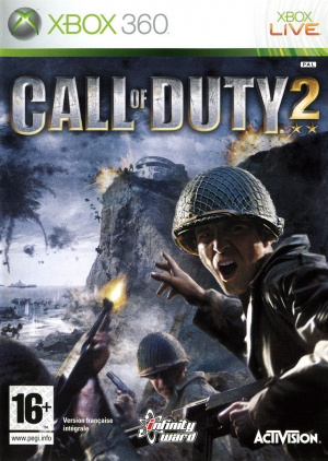 Call of Duty 2 sur 360
