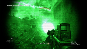 Un week end très Call of Duty 4 sur Xbox 360