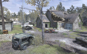 Call Of Duty 4 : les nouvelles cartes sont disponibles sur le Live